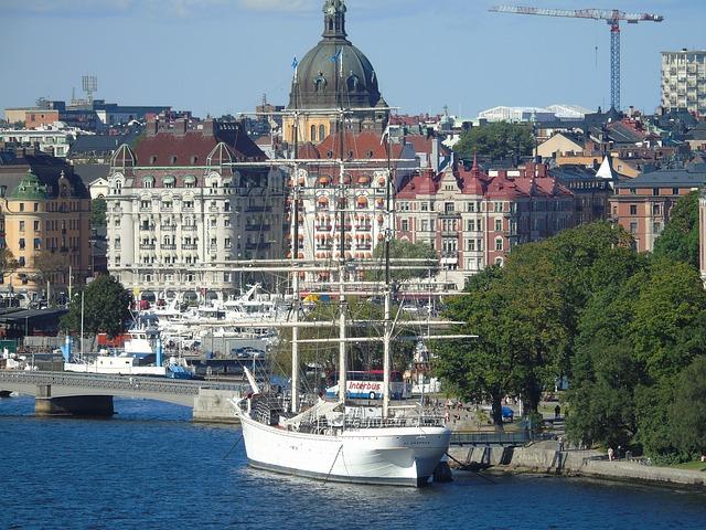 Stockholm - en stad med bostadsbrist